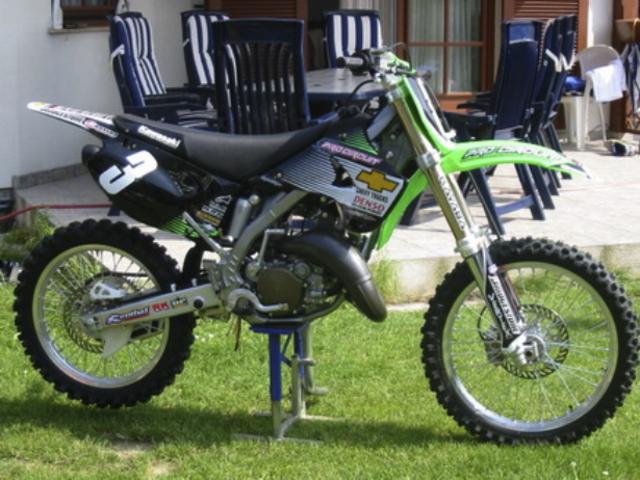 2004 Kawasaki Pro Circuit