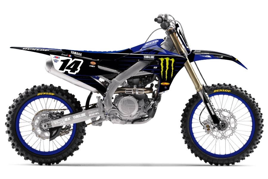 2021 Yamaha Star Racing Monster Energy
