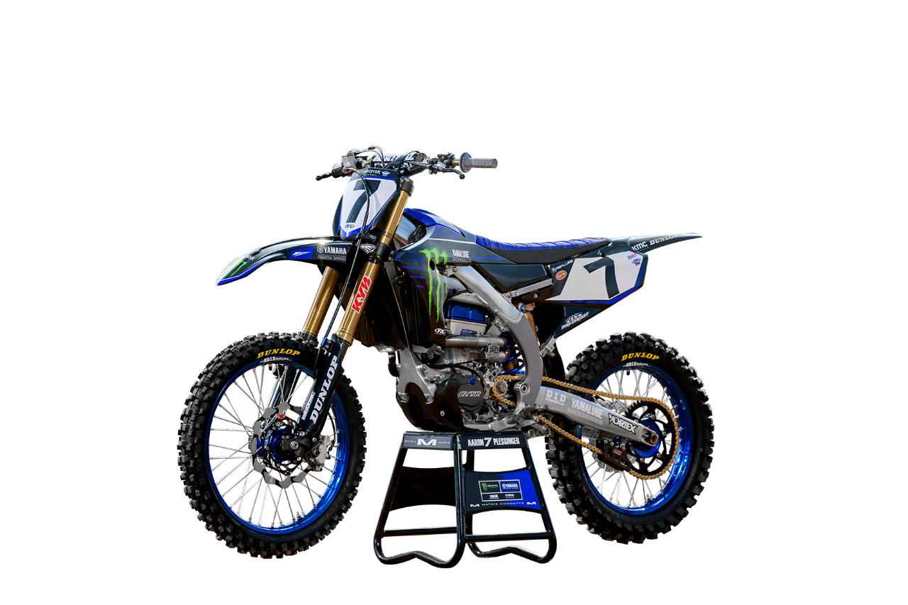 2020 Yamaha Factory Monster Energy