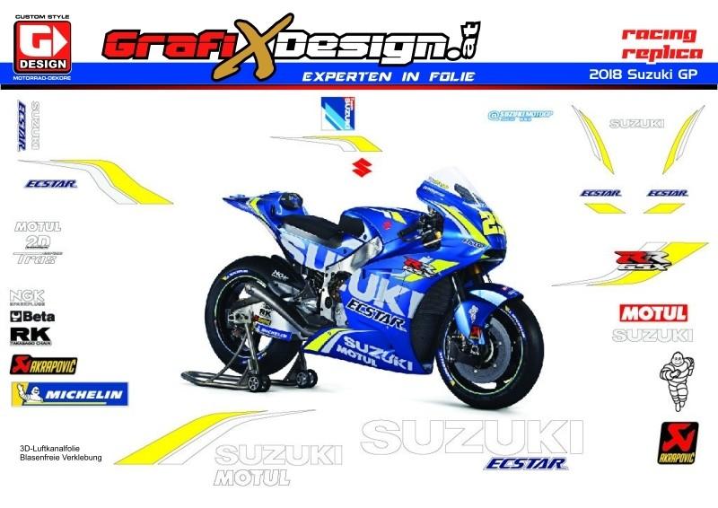 2018 Kit Suzuki GP