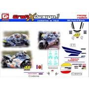 2001 Kit Honda GP Mugello