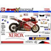 2006 Kit Ducati Superbike Xerox