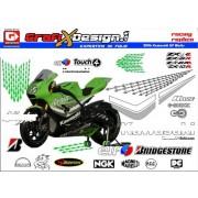 2006 Kit Kawasaki GP Works