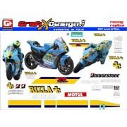 2007 Kit Suzuki GP Rizla