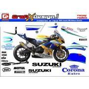 2007 Kit Suzuki SBK Alstare Corona