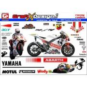 2007 Kit Yamaha GP Fiat Abarth
