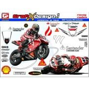 2007 Kit Yamaha SBK Santander