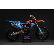 2018 KTM TLD WASHOUGAL BLUE Limited Edition