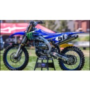 2018 Yamaha Factory Monster Energy Knich