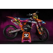 2020 KTM TLD Cosmic Jungle Limited Edition