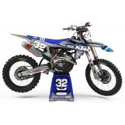 2020 KTM TLD Special Edition blue gray