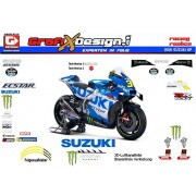 2021 Kit Suzuki GP