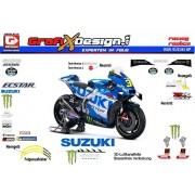 2021 Kit Suzuki GP Neonversion