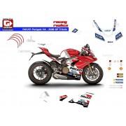 2018 Kit Ducati V4 GP18 Tribute
