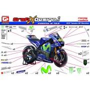 2017 Kit Yamaha GP Movistar