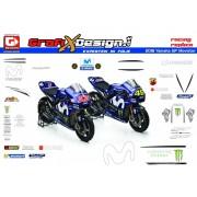 2018 Kit Yamaha GP Movistar