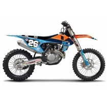 2017 KTM TLD McQueen Limited Edition
