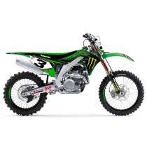 2019 Kawasaki Factory Monster Energy