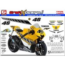 2005 Kit Yamaha GP LagunaSeca