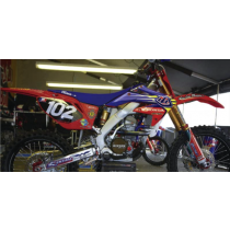 2008 Honda Troy Lee