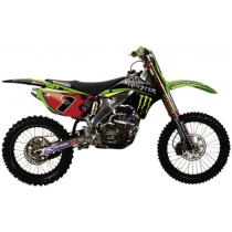 2008 Kawasaki Pro Circuit Monster Energy
