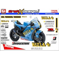 2008 Kit Suzuki GP Rizla