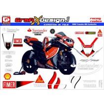 2008 Kit Yamaha SBK Santander