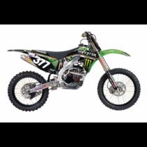2009 Kawasaki Pro Circuit Monster Energy