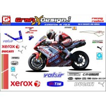 2010 Kit Ducati Superbike Xerox