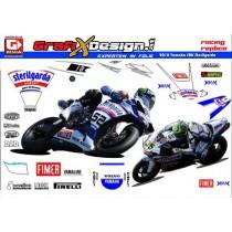2010 Kit Yamaha SBK Sterilgarda