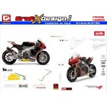 2012 Kit Aprilia Superbike RSV4 Mille