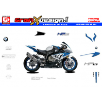 2012 Kit BMW 1000 RR HP4