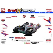 2012 Kit Honda SBK TenKate