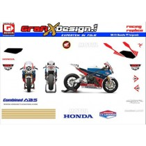 2012 Kit Honda TT Legends
