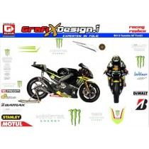 2012 Kit Yamaha GP Tech3 Monster