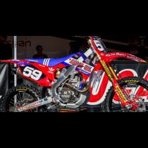 2013 Honda TLD Lucas Oil