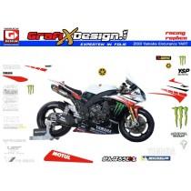 2013 Kit Yamaha Endurance YART