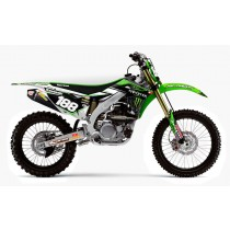 2014 Kawasaki Team Green