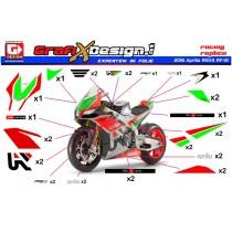 2016 Kit Aprilia SBK RSV4 RF-W