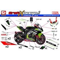 2016 Kit Kawasaki SBK Motocard