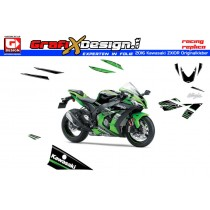2016 Kit Kawasaki ZX10R Originalsticker