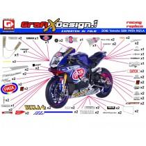 2016 Kit Yamaha SBK Pata Rizla