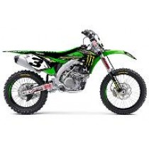 2017 Kawasaki Factory Monster Energy