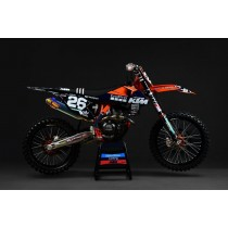 2018 KTM TLD WASHOUGAL BLACK Limited Edition