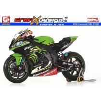 2018 Kit Kawasaki SBK Motocard