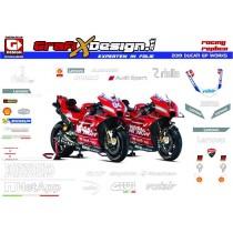 2019 Kit Ducati GP Works