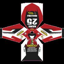 MX-Jersey 2013 Geico