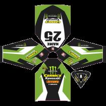 MX-Jersey Cernics Green