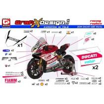 2014 Kit Ducati SBK Works