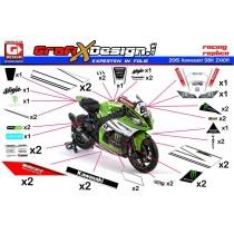 2015 Kit Kawasaki SBK ZX10R Monster